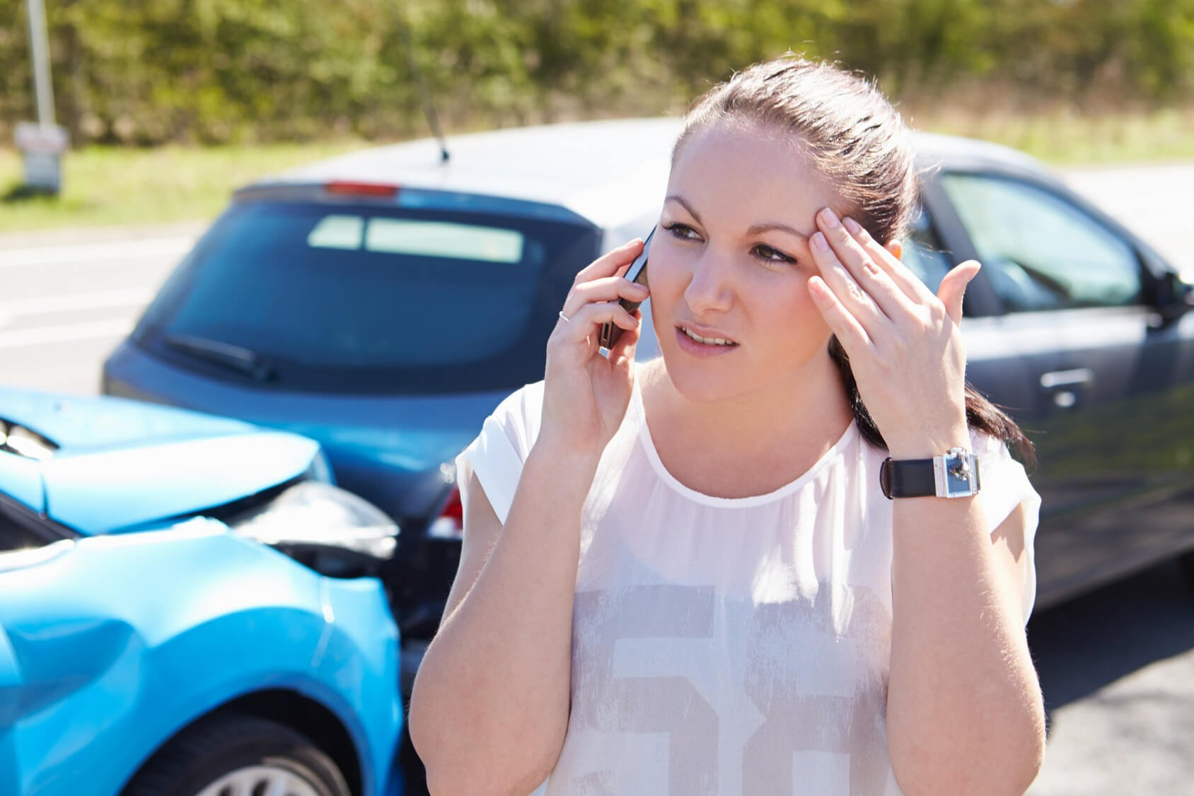 See Chiropractor after car accident